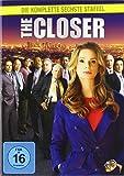 The Closer - Die komplette sechste Staffel [3 DVDs]