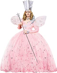"""Paper House Productions 3.5"""" x 2.75"""" Wizard of Oz Die-Cut Glinda the Good Witch Shaped Magnet for Refrigerators and Lockers"""