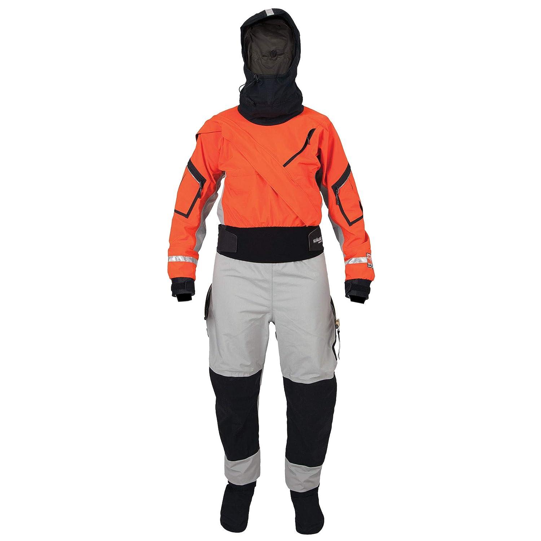 Kokatat Gore - Tex Expedition Drysuit – Women 's Large タンジェリン B01BPKND8Y