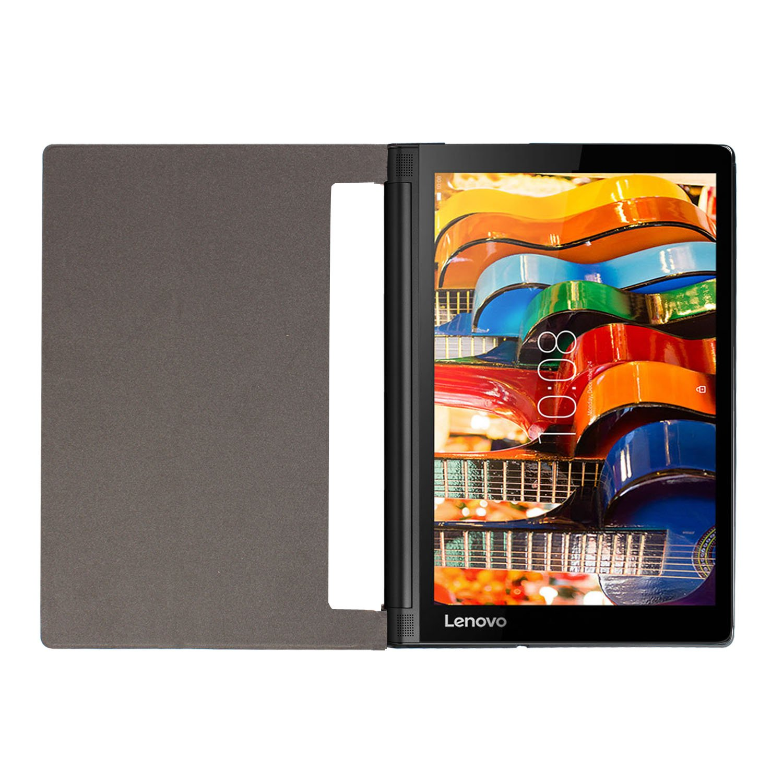 Asng Lenovo Yoga Tab 3 Plus/Lenovo Yoga Tab 3 Pro 10 Case - Ultra Slim Lightweight Standing Cover for Lenovo Yoga Tab 3 Plus YT3-X703F / Yoga Tab 3 ...