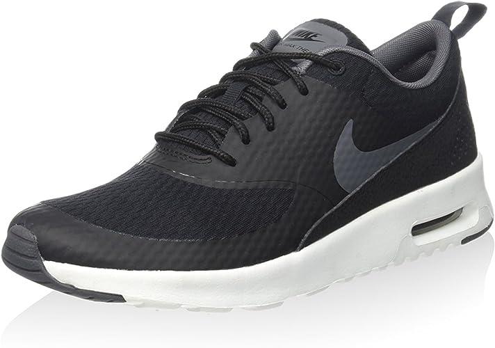 authorized site shopping innovative design Amazon.com | Women's Nike Air Max Thea Textile Shoe (819639-005 ...