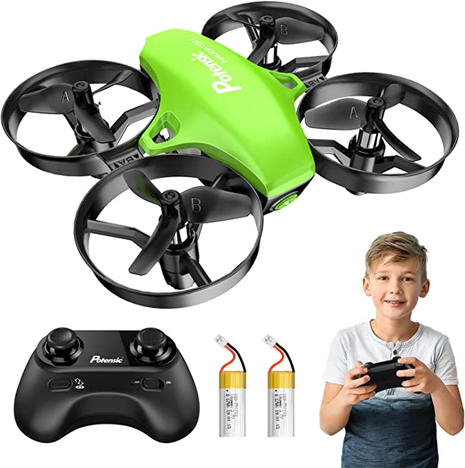Potensic Upgraded A20 Mini Drone Easy To Fly