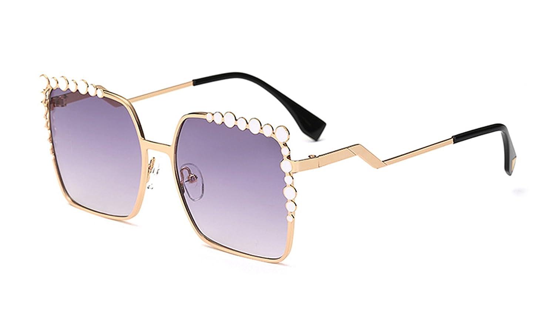 Surprising Day sunglasses レディース B075QCYVP6  Gold Frame Purple