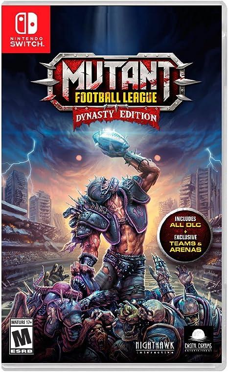 Amazon.com: Mutant Football League: Dynasty Edition ...