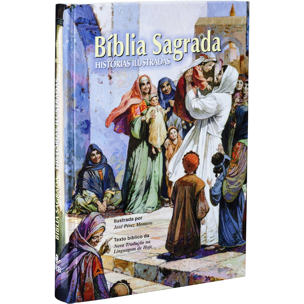 Download Bible Stories - Portuguese Illustrated Storybook (Portuguese Edition) pdf