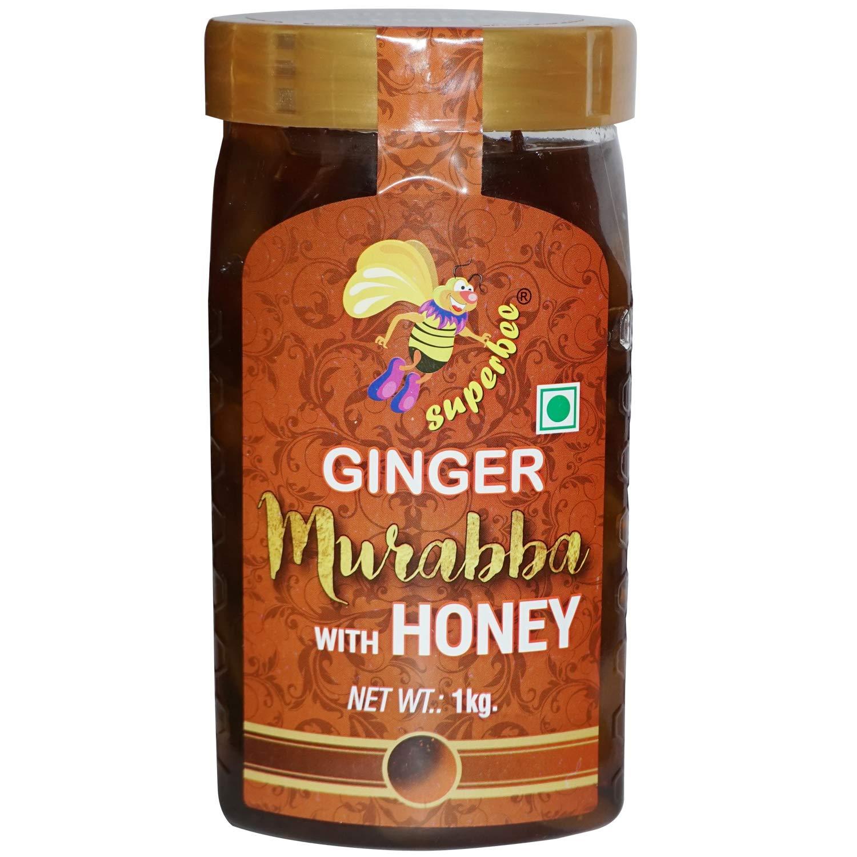 Ginger Murabba with Honey
