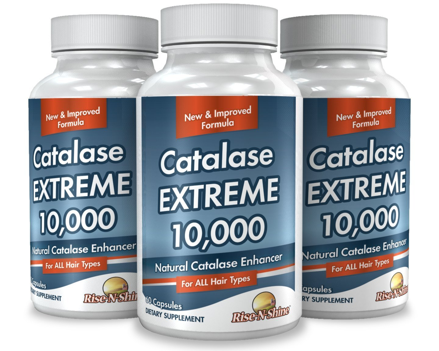 Amazon.com : Catalase Extreme 10, 000 - Discounted 3 month supply ...