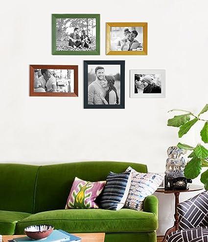 Buy Painting Mantra Art Street Joyfull Set of 5 Colorfull Individual ...