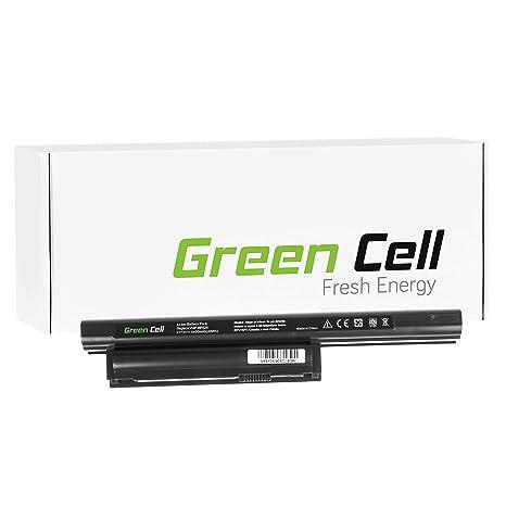 Green Cell® Standard Serie Batería para Sony Vaio PCG-71811M Ordenador (6 Celdas