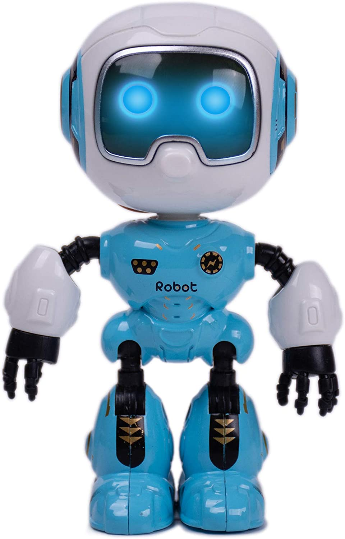 SPACE LION Educational Mini Pocket Robot for Kids Interactive Dialogue Conversat