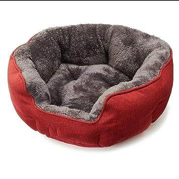 Cama de perro Cama para gatos, cama antideslizante lavable para perros Sofá para perros,