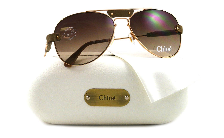 Amazon.com: Chloe cl2204 Beige C03 – Gafas de sol: Chloe ...