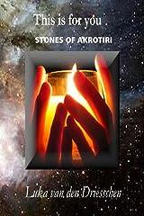 Stones Of Akrotiri Paperback