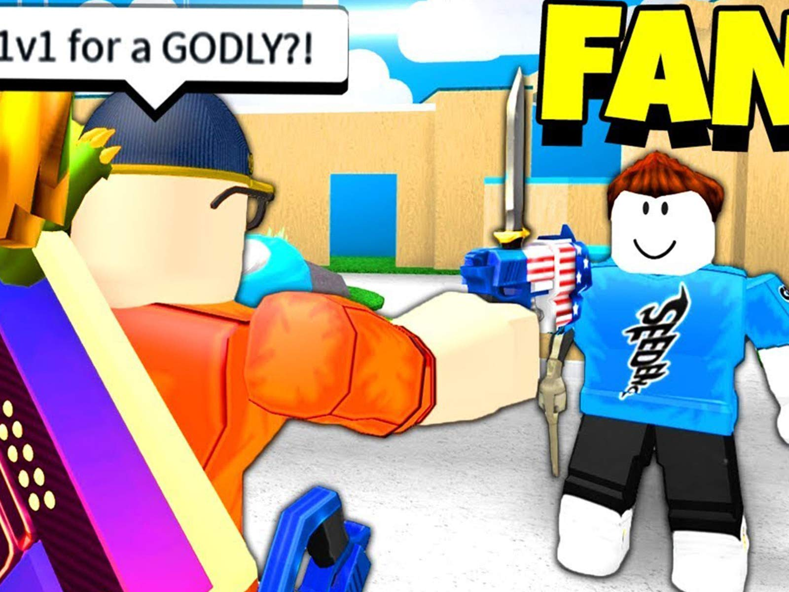 Roblox Murderer Mystery 2 Godly Pets Free Robux No Human Watch Clip See Deng Prime Video