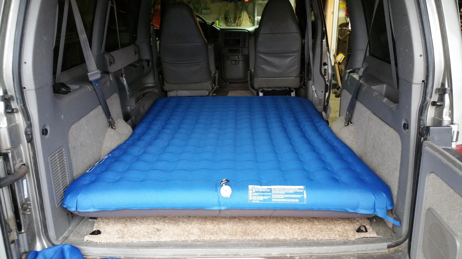 Finally! An air mattress that lives up to expectations!
