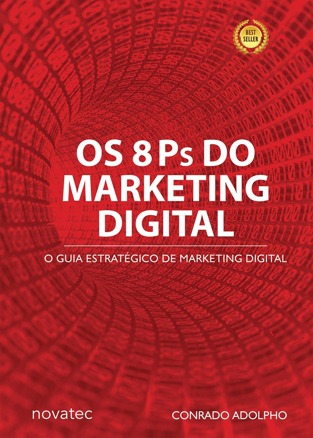 8ps do marketing digital - livros - marfin