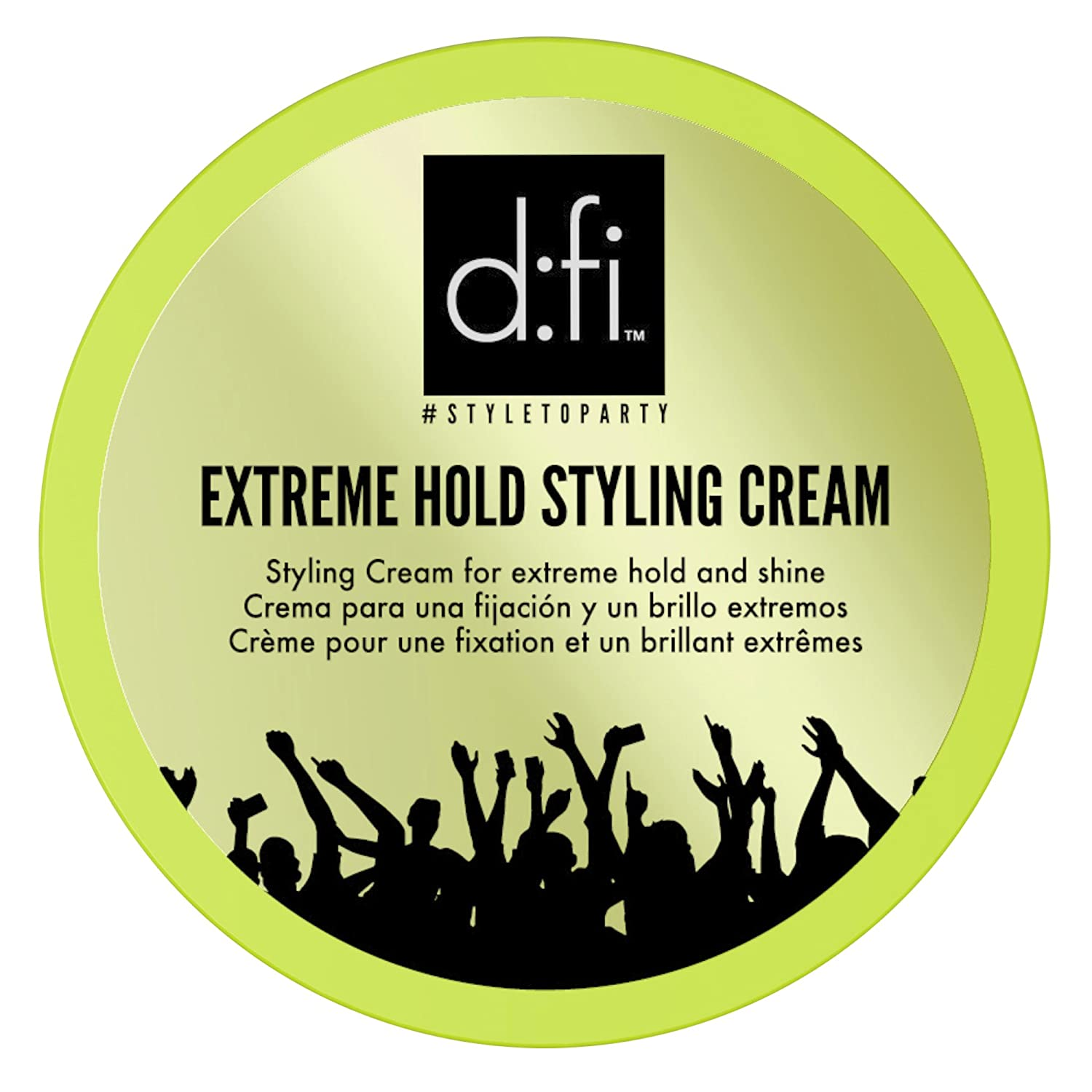 D fi Extreme Cream 2.6 oz. Sculpt High hold Hair Cream 2.6 oz. Struct Molding Cream 2.6 oz.