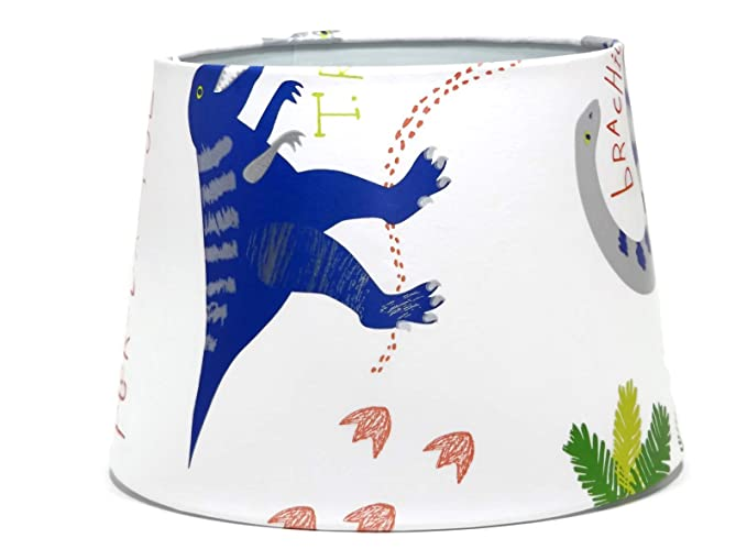 Dinosaur lampshade or ceiling light shade boys bedroom nursery dinosaur lampshade or ceiling light shade boys bedroom nursery accessories girls kids playroom baby toddler t mozeypictures Gallery
