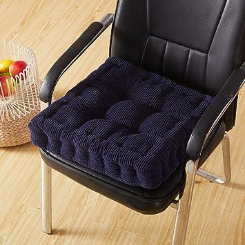 Cojines para sillas/almohadilla de oficina engrosada/cojines de ...