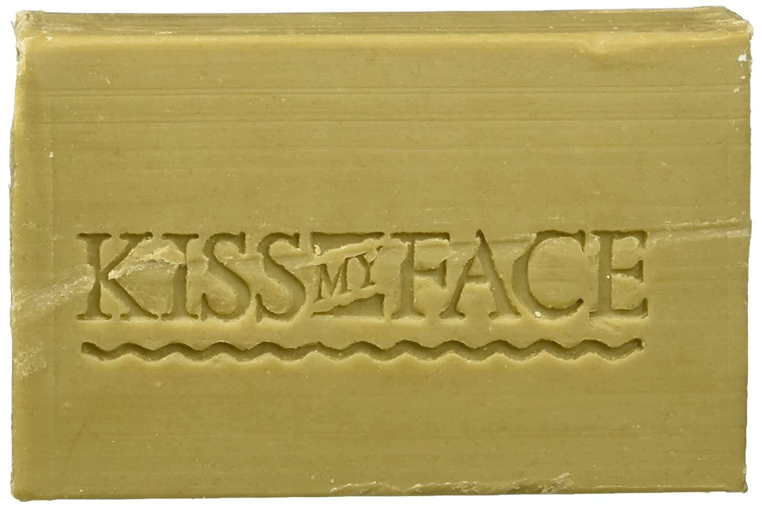 Kiss My Face Olive Oil Lavender Bar Soap 8 oz Pack of 8