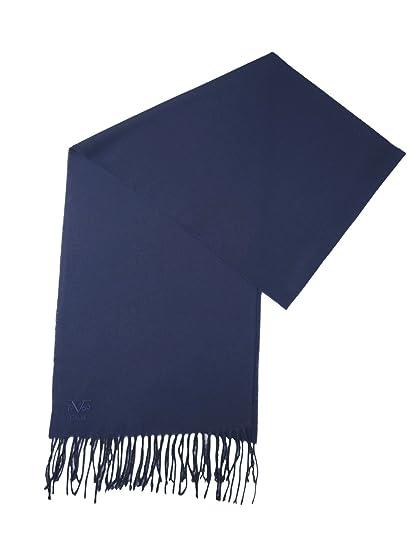 e3a1c53a4c38 VERSACE 19.69 ABBIGLIAMENTO SPORTIVO SRL MILANO ITALIA Men s Scarf - Blue -  One size