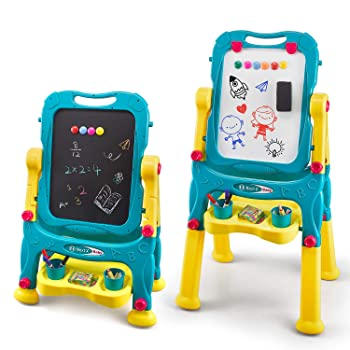 NextX Double-Sided Kid Easel For Two