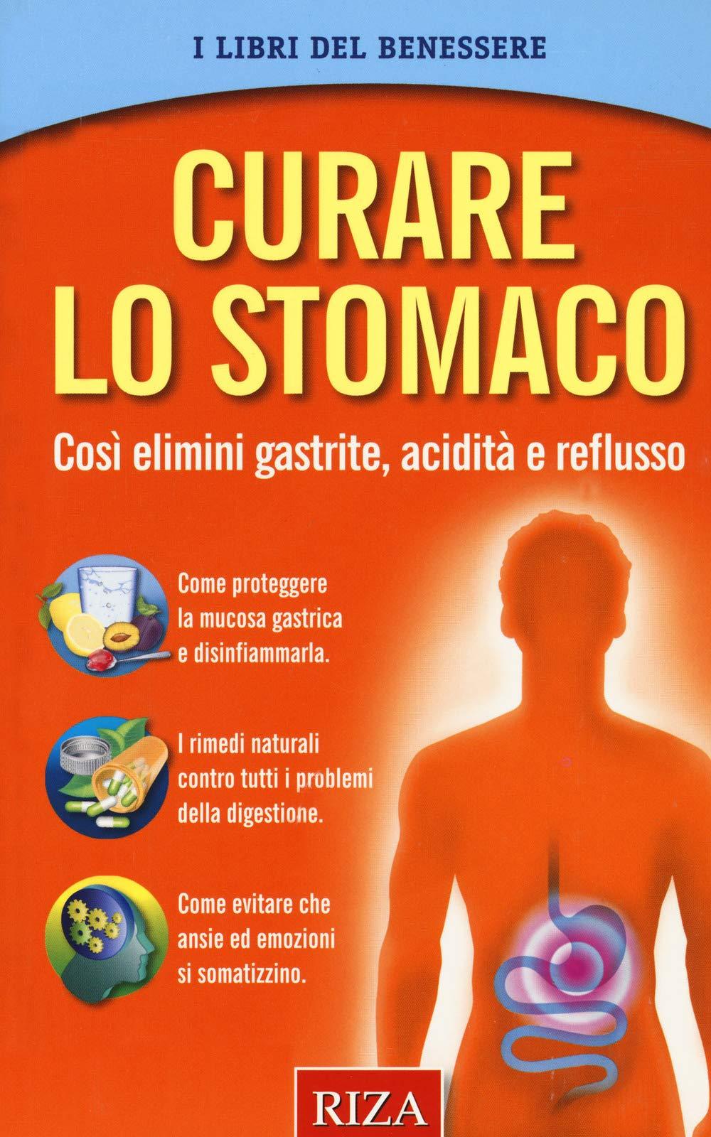 reflusso gastrico e dieta gastrite