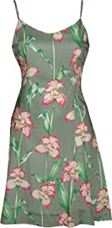 product image for Paradise Found Womens Orchid Panel Princess Seam Mini Sundress