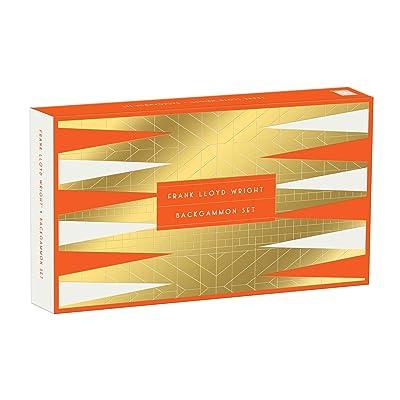 Frank Lloyd Wright Backgammon Set: Toys & Games