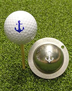 product image for Tin Cup Anchors Aweigh Golf Ball Custom Marker Alignment Tool
