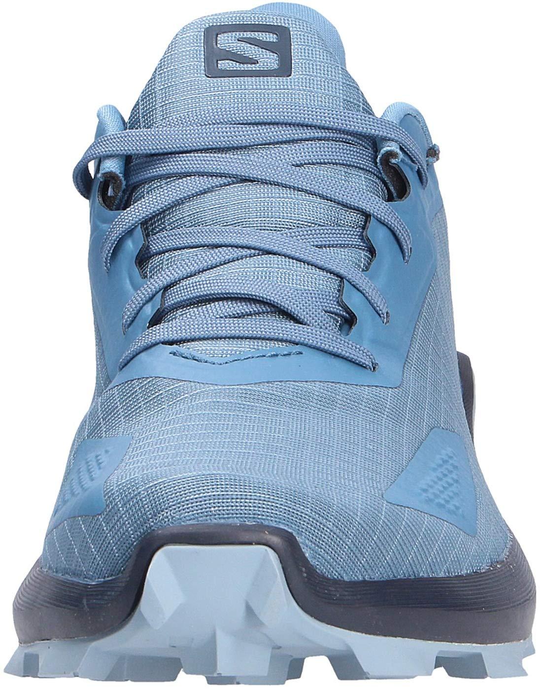 Salomon ALPHACROSS Blast GTX W, Zapatillas de Trail Running para Mujer, Negro (Black/Black/Black), 36 EU: Amazon.es: Zapatos y complementos
