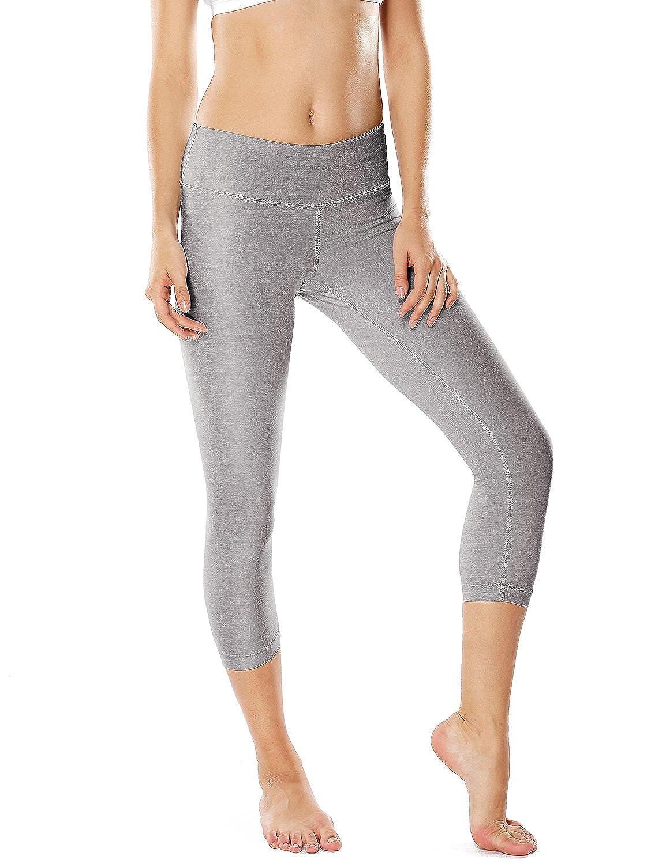 TALLA XS. CRZ YOGA - Pantalones de Deporte Slim Fit Leggins con Bolsillo para Mujer