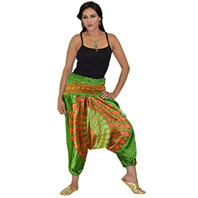 Hippie Moroccan Harem Gypsy Jumpsuit Yoga Belly Alibaba Pants Trousers
