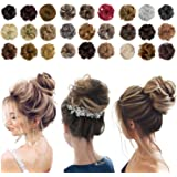 Messy Bun Hair Piece Thick Updo Scrunchies Hair Extensions Ponytail Hair Accessories for Women Ladies Girls (1 Piece…
