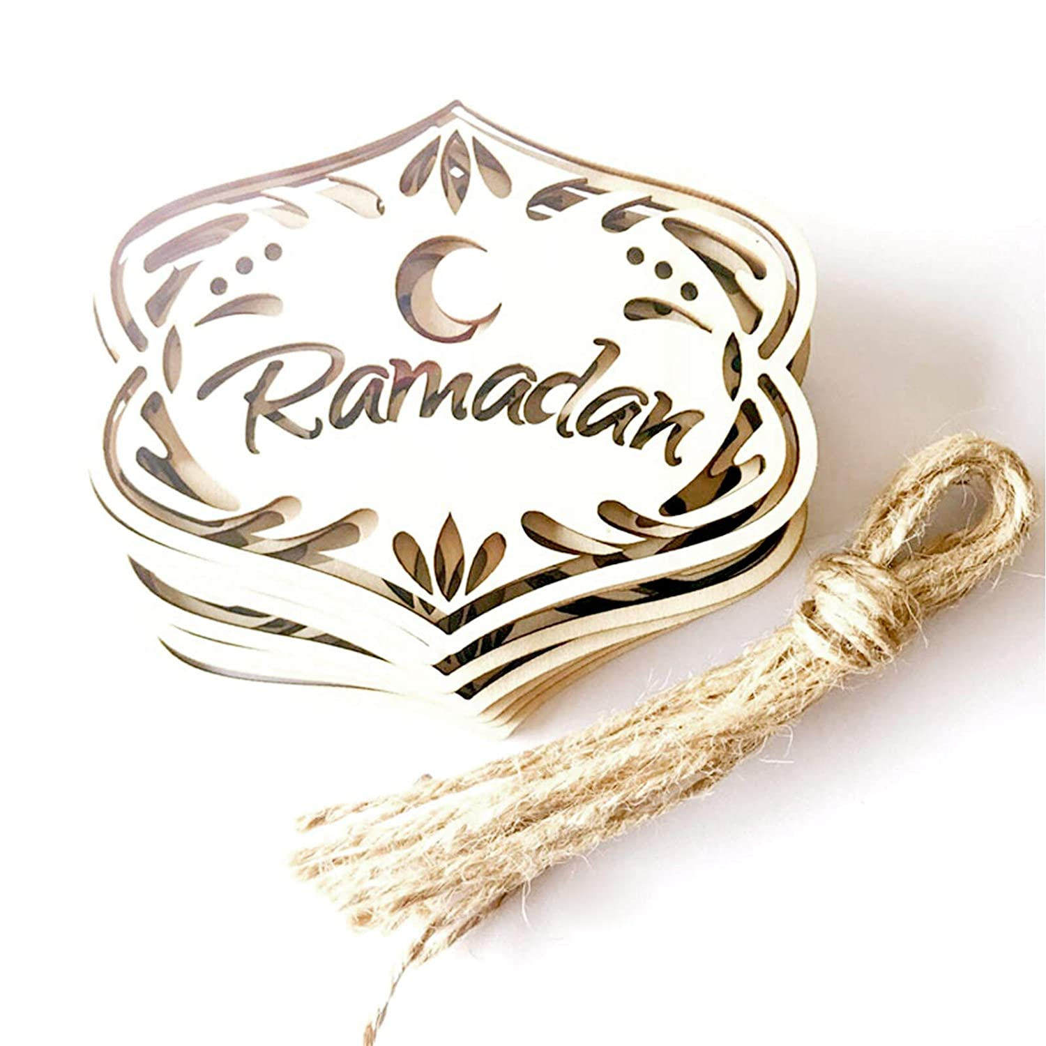 Ramadan Festival Decoration Solid Wood Uses For Home Decoration 3 Models