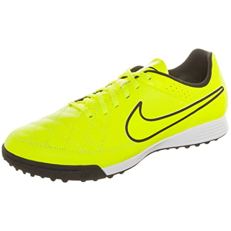 041f3b68e Amazon.com: Nike Tiempo Genio Leather TF Men's Astroturf Boot (7): Sports &  Outdoors