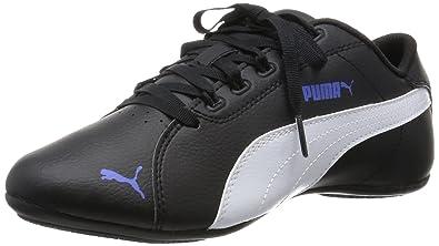 Puma Mujer Janine Dance zapatillas 2 Low Top zapatillas Dance negro (negro/Blanco fcd62e