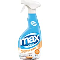 Max Clean Multipurpose Cleaner, Aqua Lily, 500ml