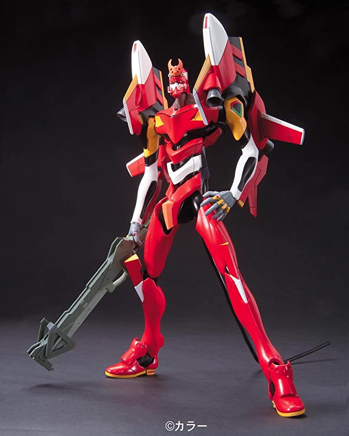 BANDAI Gundam #002 EVA-02 Evangelion HG Plastic Model BAN054296