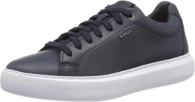 precio asombroso atesorar como una mercancía rara buscar genuino Amazon.com   Geox U Deiven B Mens Leather Fashion Sneakers Lace-Up ...