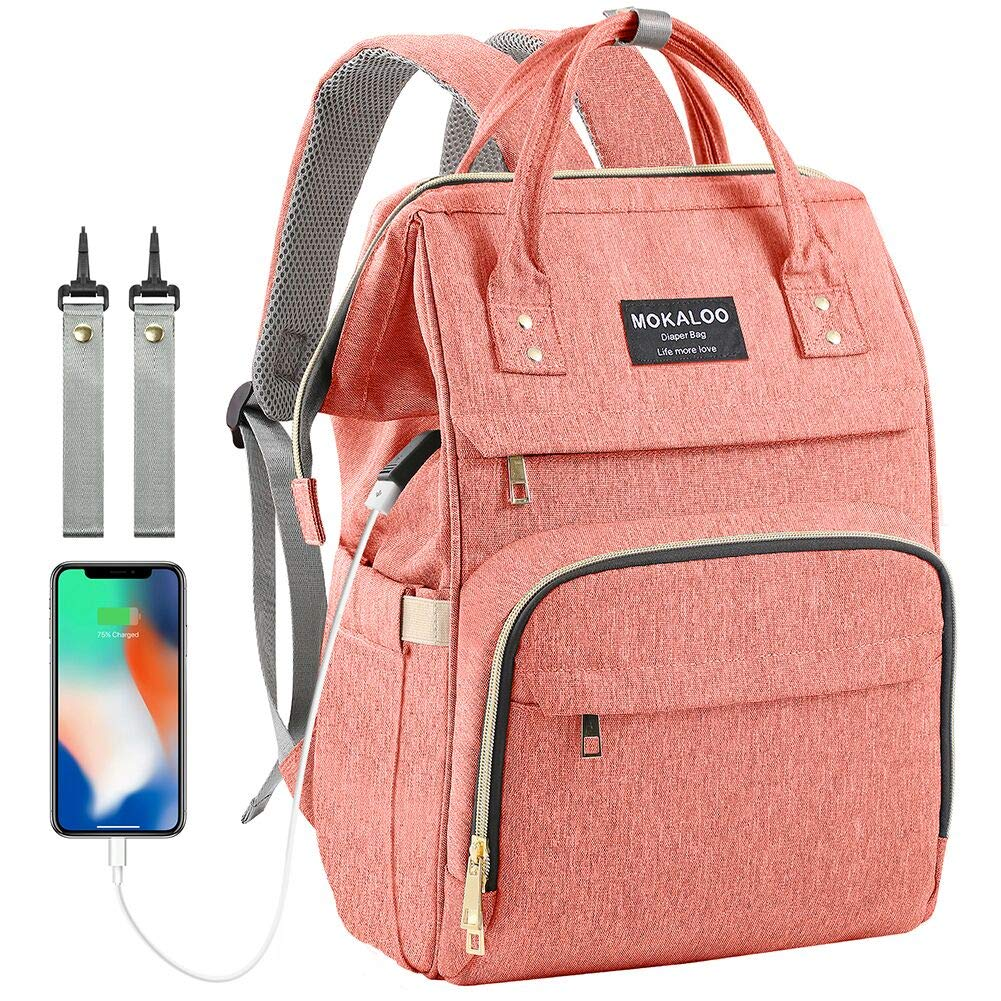 Mokaloo Diaper Bag Backpack