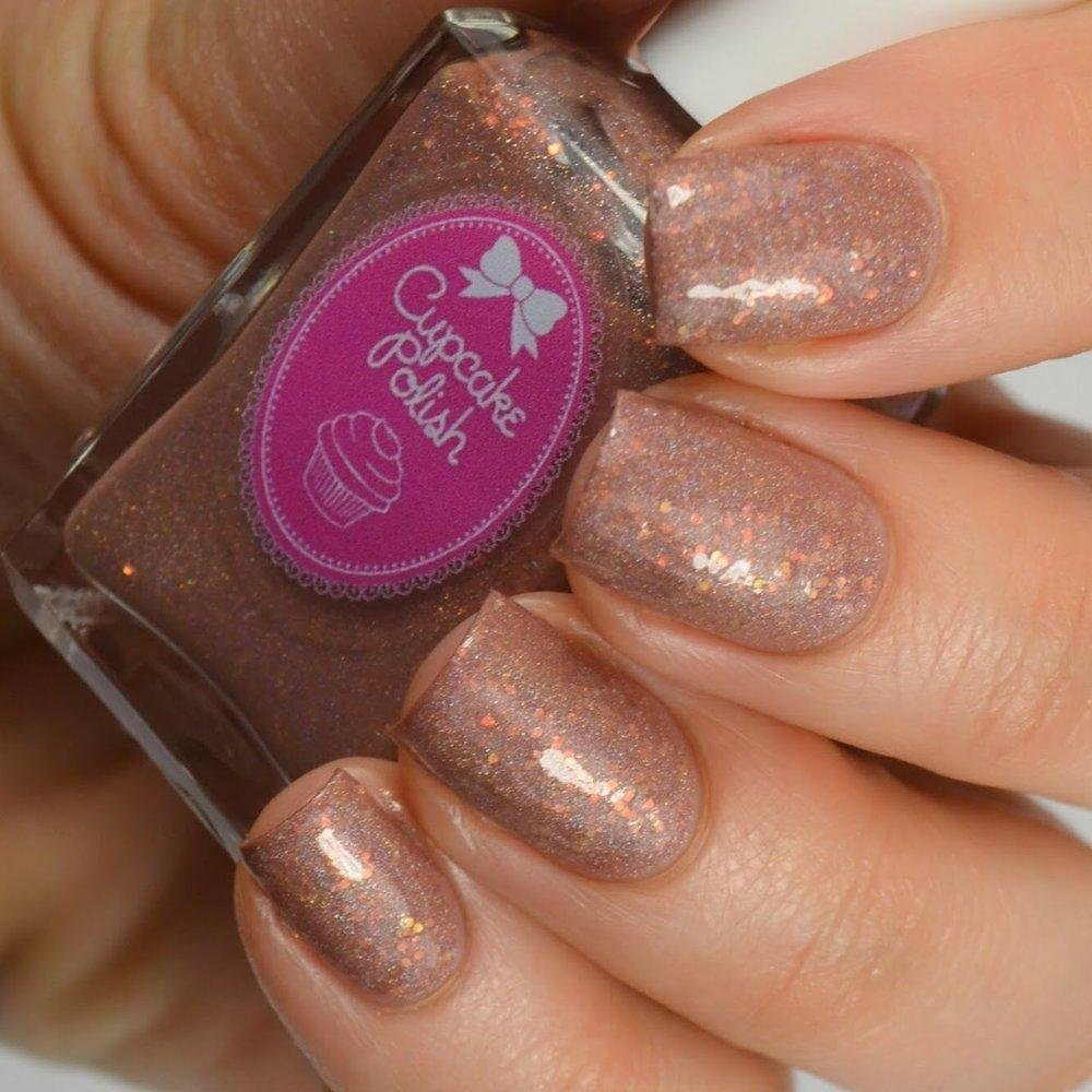 Here Oar There - holographic nail polish by Cupcake Polish