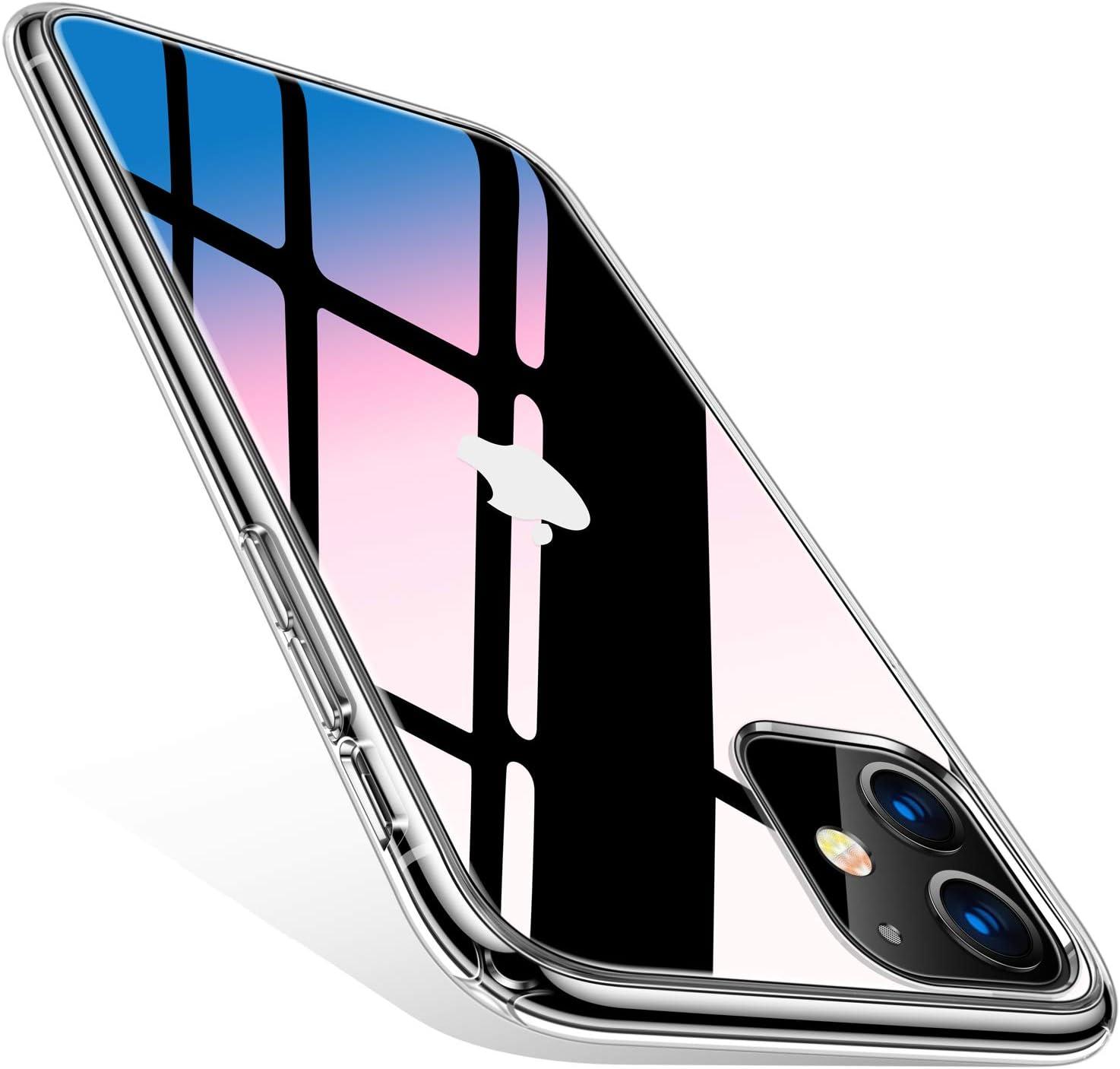TORRAS HD Hybrid iPhone 11 Hülle Stoßfest: Amazon.de: Elektronik -