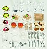 Sylvanian Families - Un Dîner à Deux - Dinner For 2 Set (Accessoires)