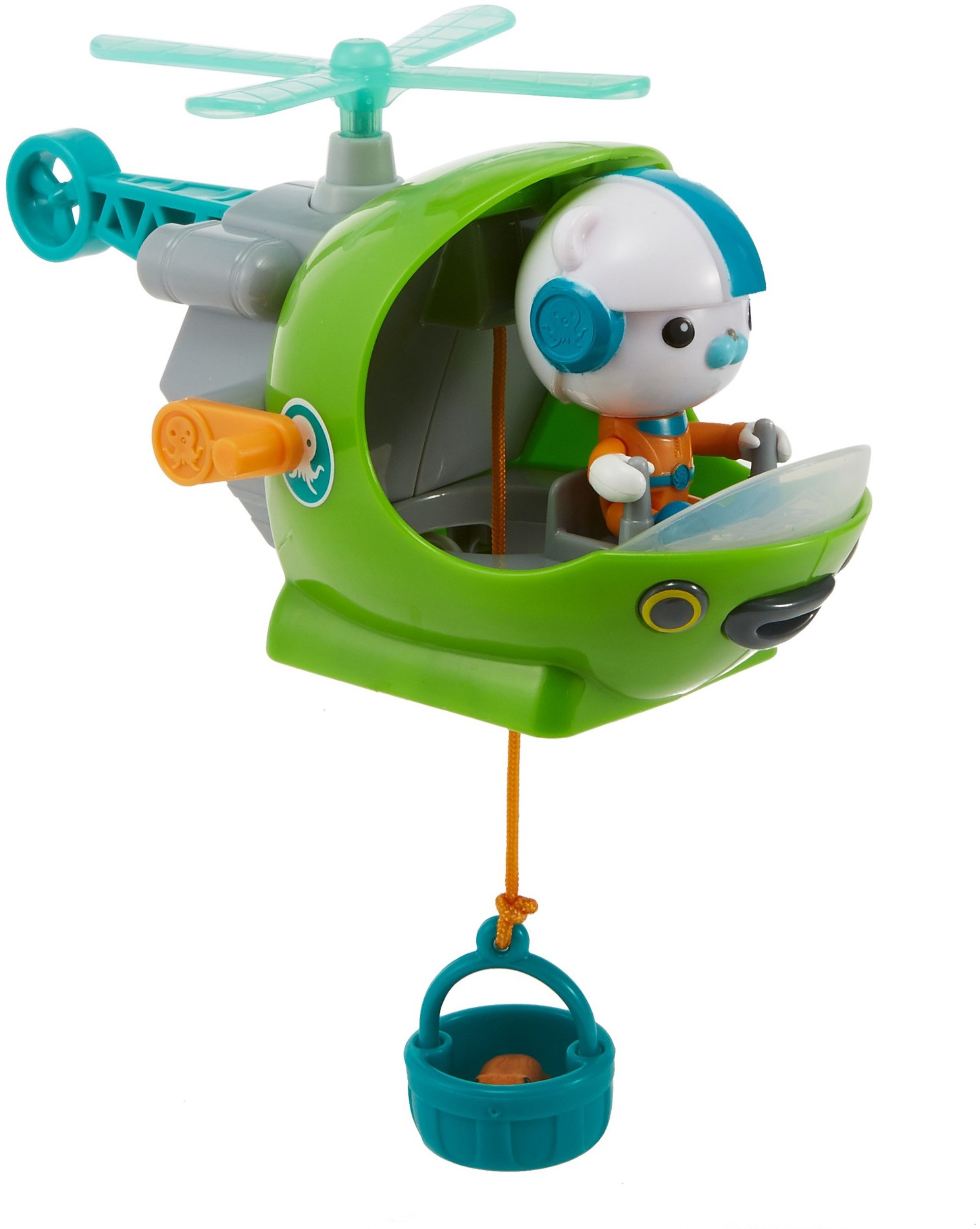 Fisher-Price Octonauts Gup-H & Barnacles Playset