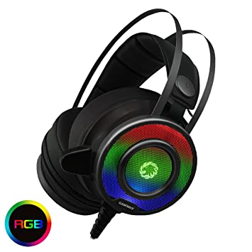 GAMEMAX G200 RGB Gaming Headset and Mic