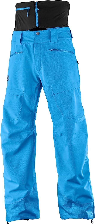 サロモン(SALOMON) スキーパンツ QST GUARD PANT メンズ S~Lサイズ Hawaiian Surf Medium
