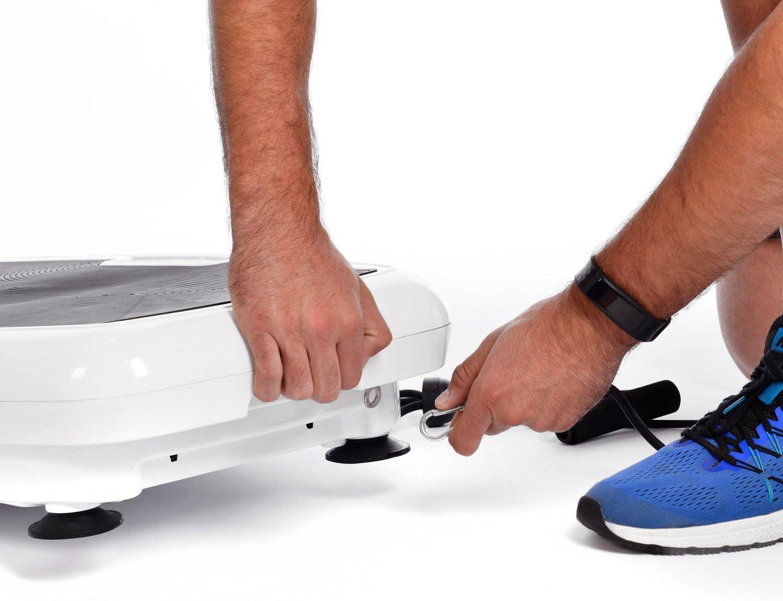 Skandika Home 600, Plataforma vibratoria, color Blanco: Amazon.es ...