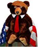 Trumpy Bear - As Seen on TV - Teddy Bear with Trump Card