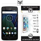 Moto G5 Plus Tempered Glass - Premium HD Tempered Glass for Moto G5 Plus from TheGiftKart™